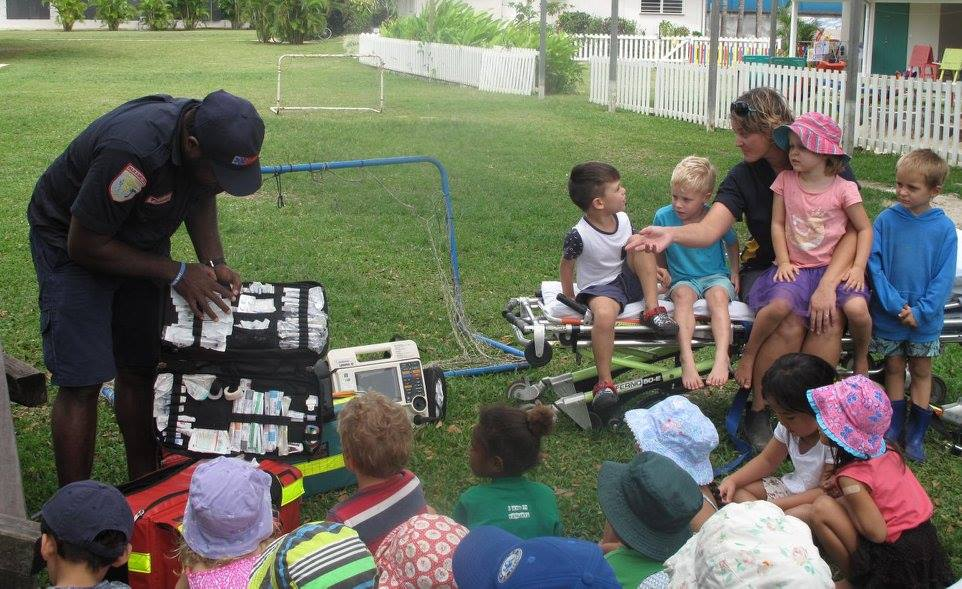 ambulance-awareness-talk-at-pvis-4-yo-group